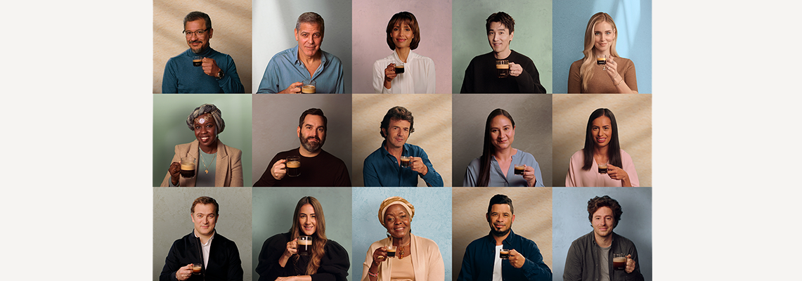 George Clooney and other friends of Nespresso reveal the deep human care behind every cup of the brand's coffee 1_0